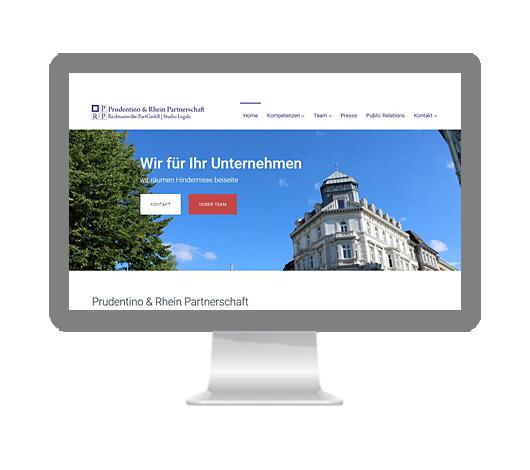 Referenzen Webdesign Petersen Design Nordfriesland